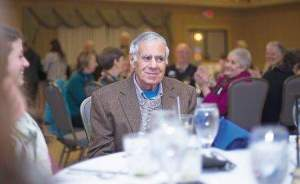 Neil Rolde celebrated in Eliot, Maine, Amy Donle photo