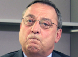 Governor Paul LePage of Maine courtesy photo