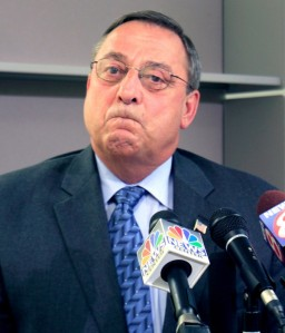 Governor Paul LePage of Maine says he wants to eliminate Maine taxes, which would devastate thousands and the state's economy. Courtesy photo